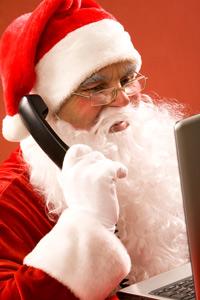 Er Julemanden Med I Dit Netværk? Vil Du Introducere Mig?