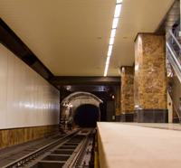 Grave ud til en metro med en teske? Nej vel?! (foto: AlexSander)