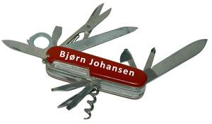 Bjørn Johansen - den menneskelige schweizerkniv til marketingopgaver (foto: Arbo / Photoxpress