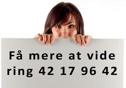 Kontakt Bjørn Johansen - ring 42 17 96 42