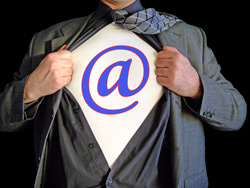 Starthjælp Plus til din e-mail markedføring (foto: Antony McAulay/Photoxpress)