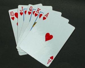 Bjørn Johansens sælgersupport giver sælgerne gode kort på hånden (foto: IvicaM90/Pixabay)