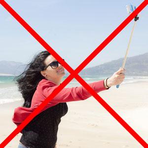 Drop selfieteksterne - fokuser på din modtager (foto: Basi/Pixabay)